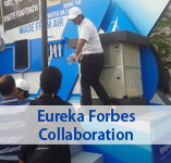 Eureka Forbes collaboration