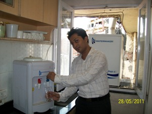 Watermaker India Atmospheric Water Generator Watermaker
